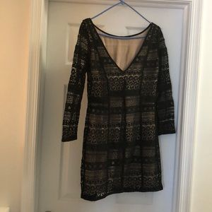 Madison Marcus Dresses - Lace dress